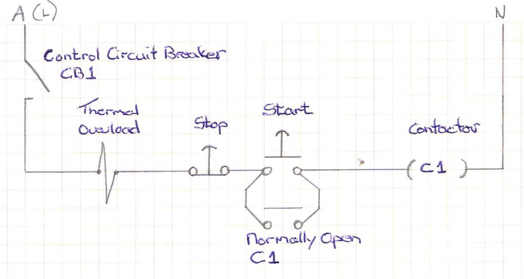 basic electrical circuits sparkyhelp we will now follow the path of the circuit one step at a time